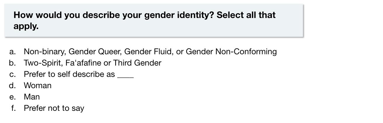 Gender Identity 2
