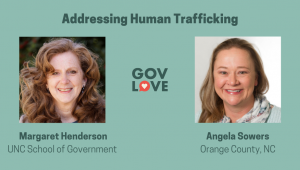Addressing Trafficking - GovLove