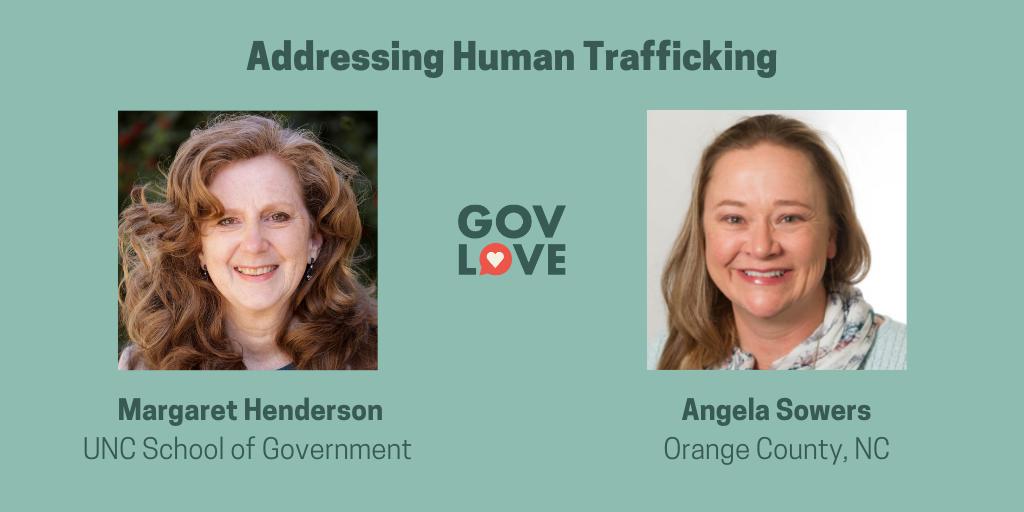 Addressing Trafficking - GovLove
