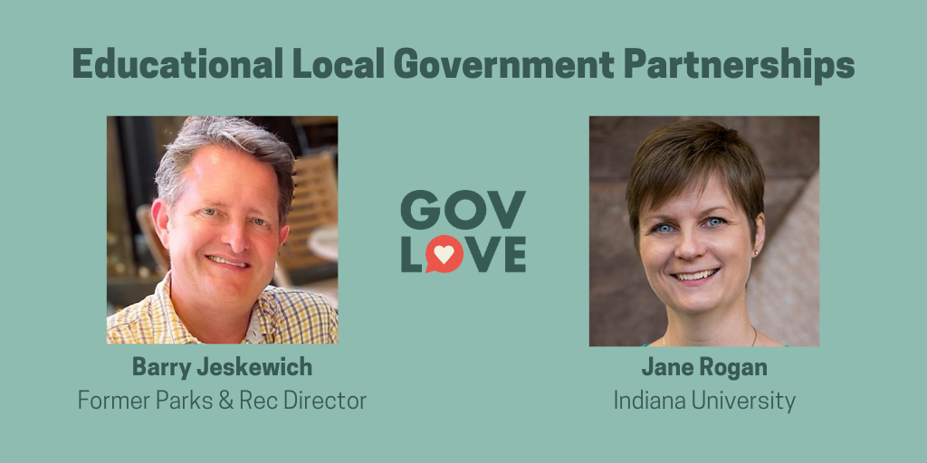 Educational Local Government Partnerships EPIC-N GovLove