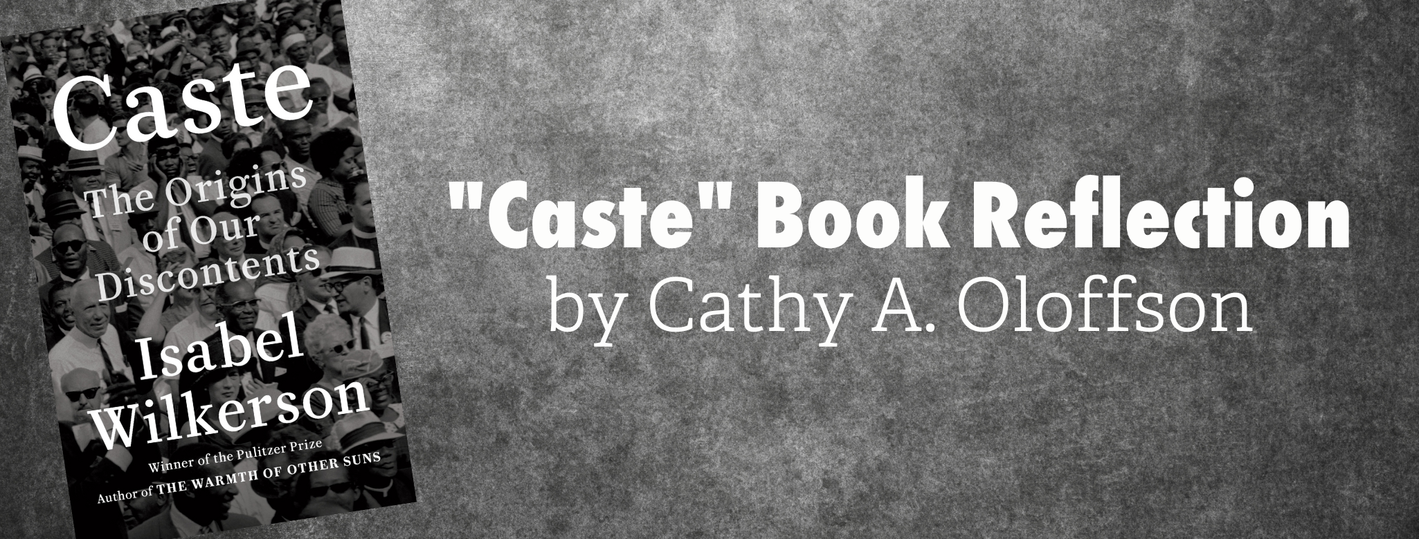 Caste Book Reflection