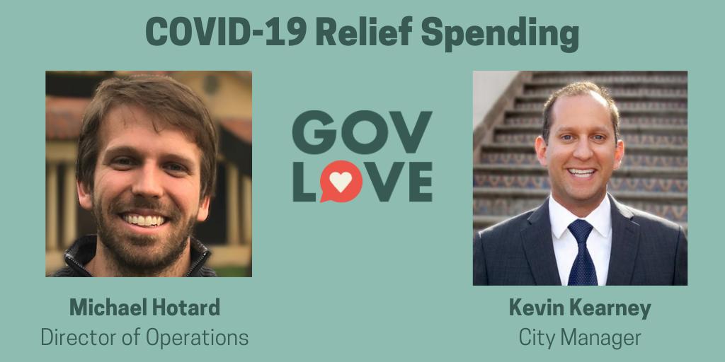 Michael Hotard and Kevin Kearney - GovLove