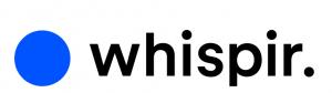 whispir logo