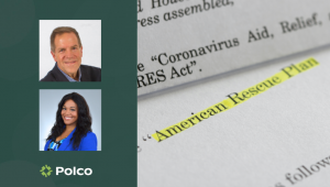 Survey Q&A with Polco_the American Rescue Plan Act and Community Engagement