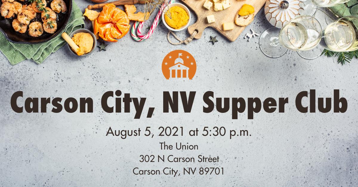 Carson City Supper Club