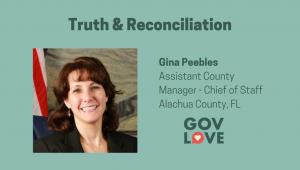 Gina Peebles - GovLove 2