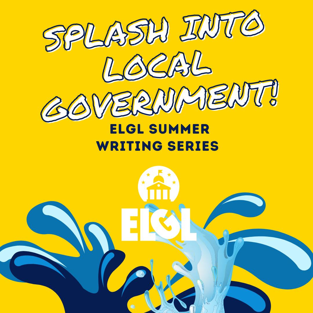 Splash into Local Gov