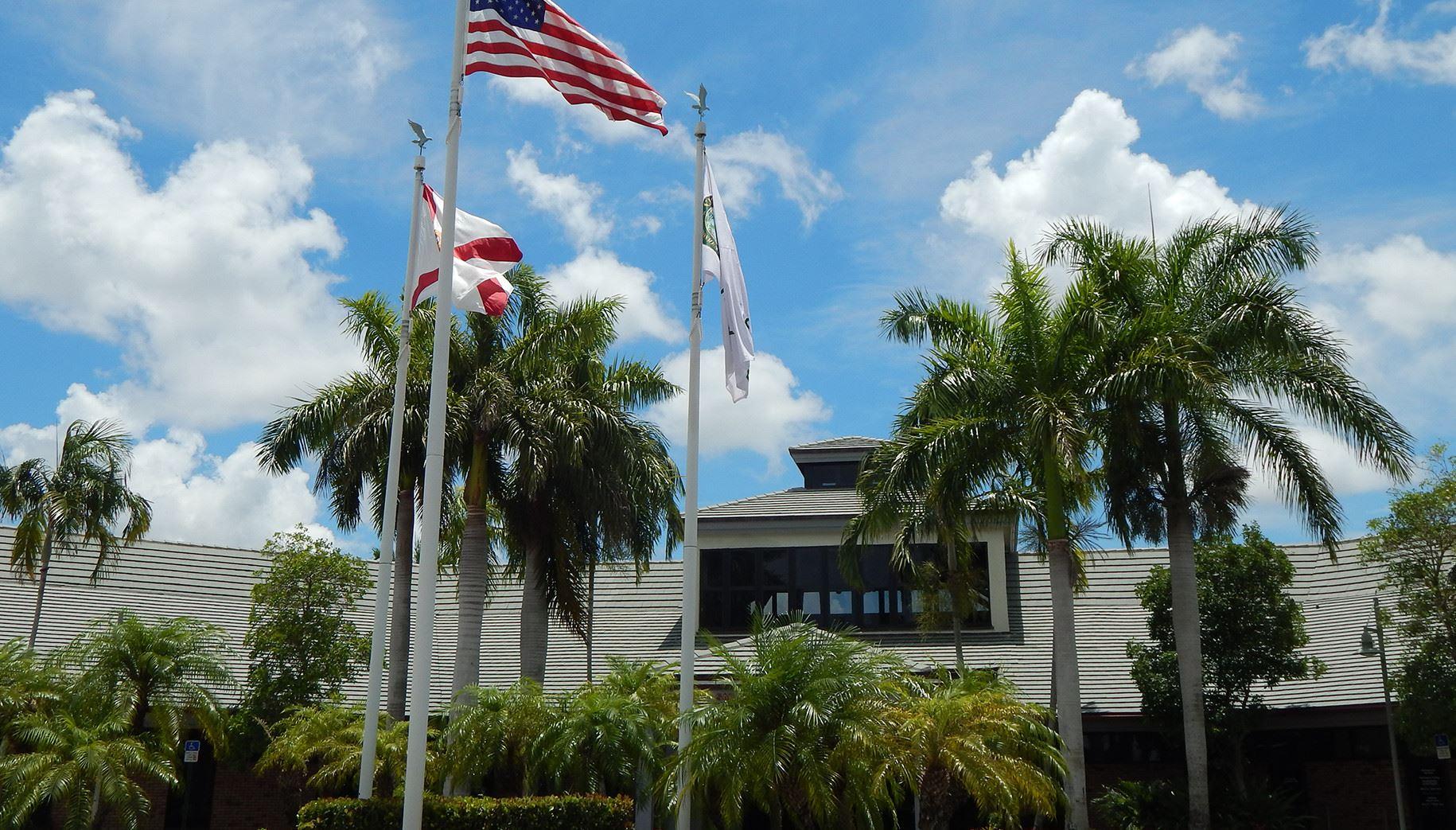 parkland city hall