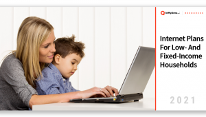 mother-and-son-looking-for-low-income-internet