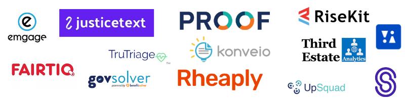 Civstart company logos