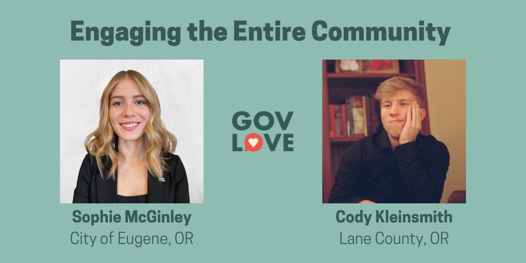 community engagement gen z - GovLove