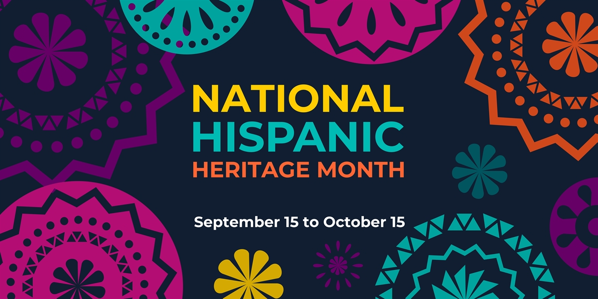 Hispanic Heritage Month Image from City of Miami