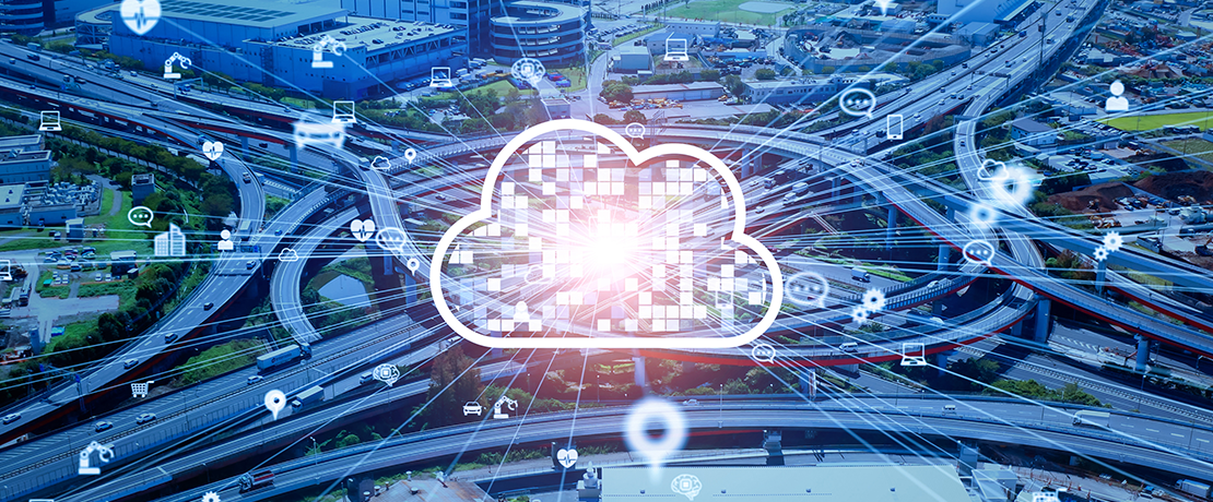 city services connected by cloud