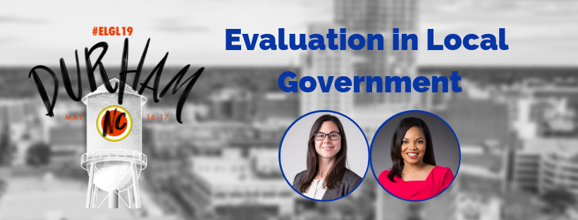 Evaluation in local government