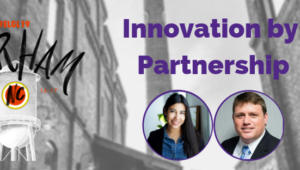 Innovation by Partnership