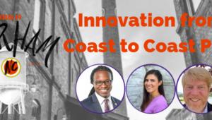 Innovation from Coast to Coast Pt. 1