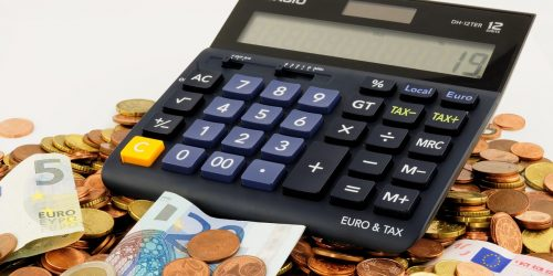 calculator with foreign money