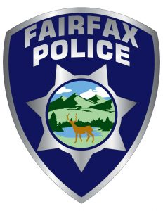 Fairfax Police Badge