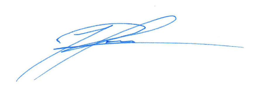 Rico's Signature