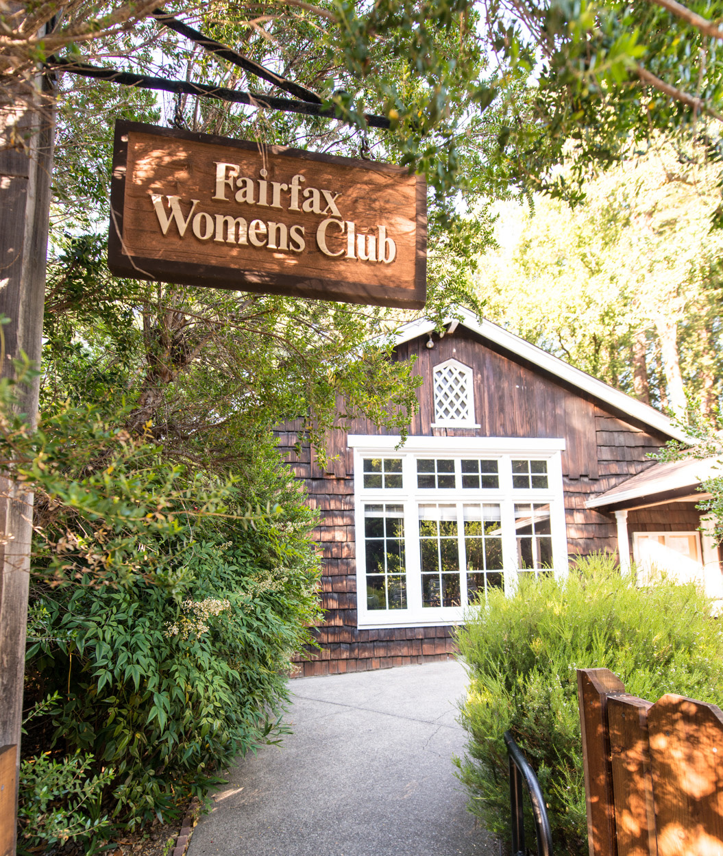 Fairfax Women's Club 2