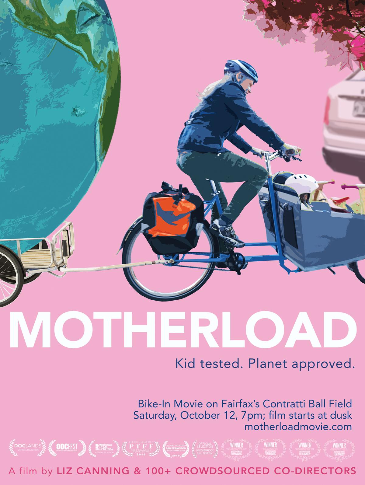 Motherload Poster