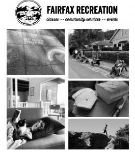 Fall 2020 Recreation Catalog Cover