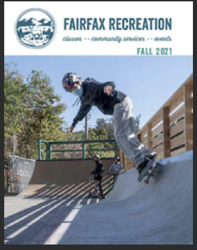 Fall 2021 Catalog cover