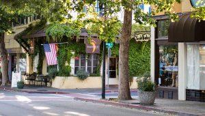 Fairfax Street View - Barefoot Cafe