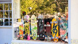 Live Water Skateboards