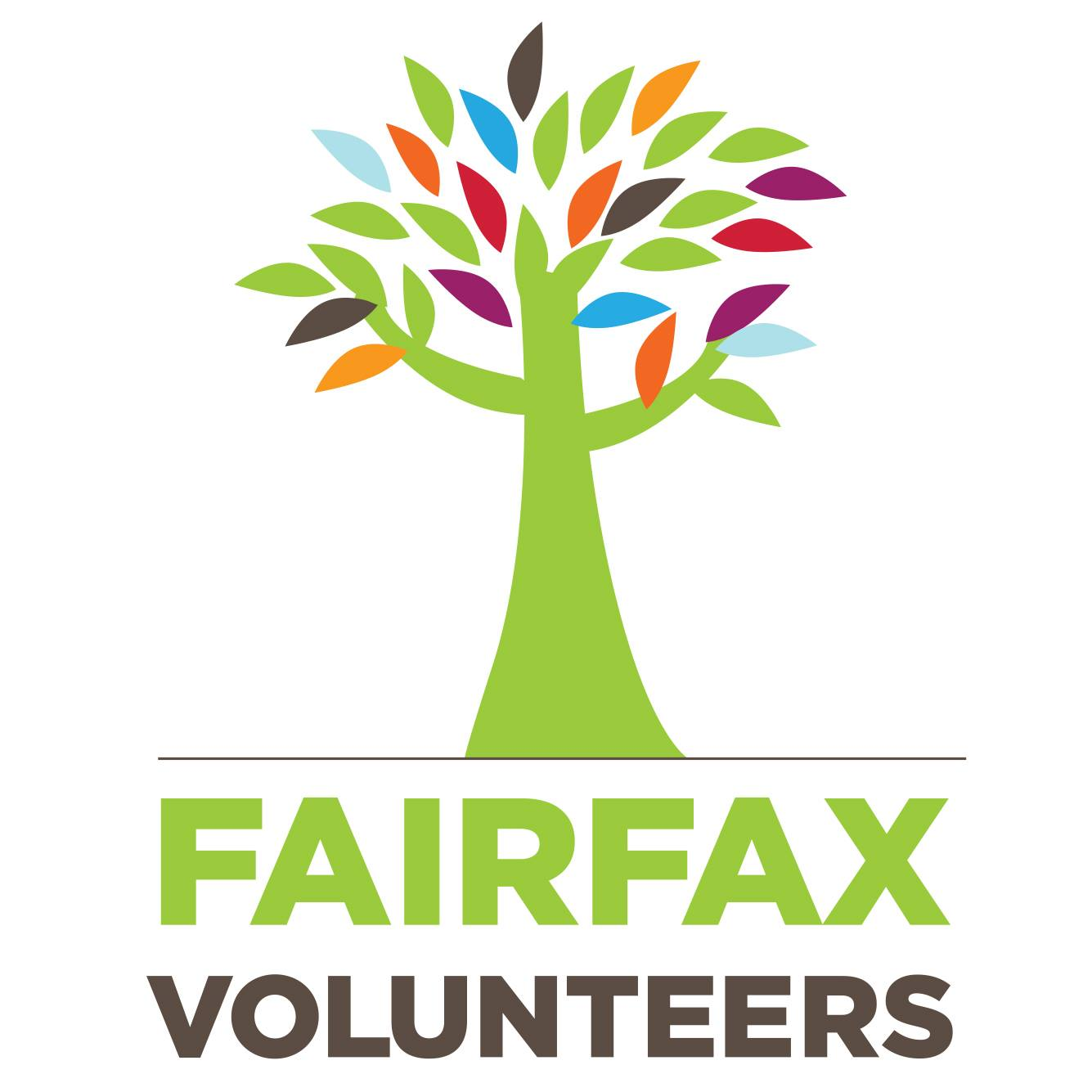 Fairfax Volunteers Logo