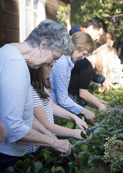 Wreath Making - Group