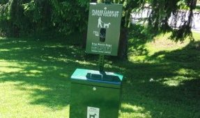 Doggie Bag Station