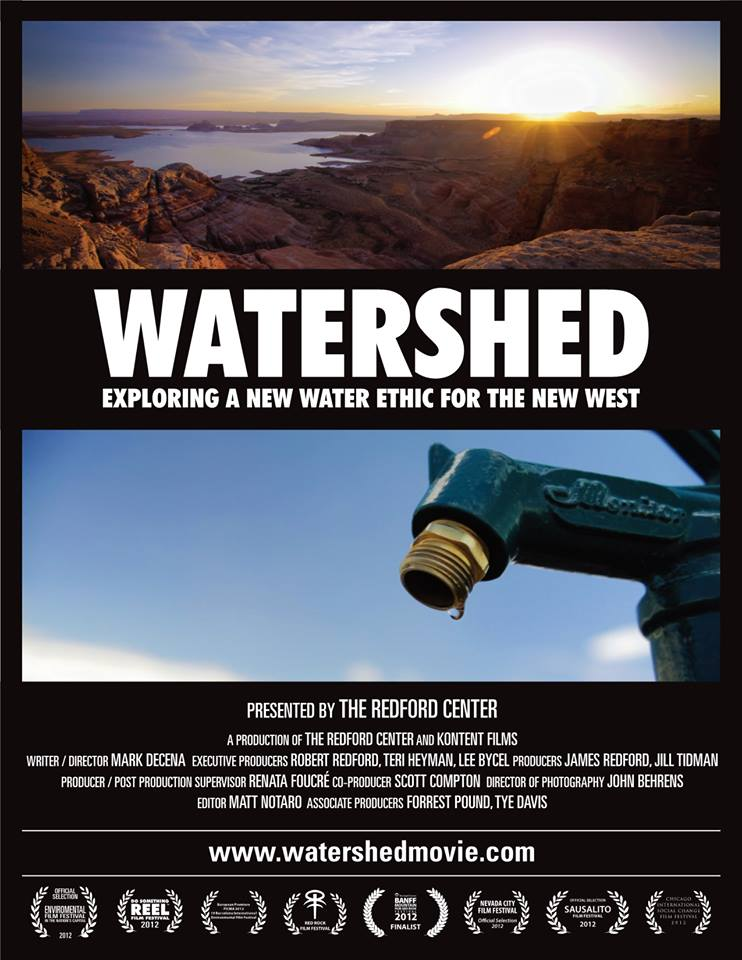 Watershed Movie Poster