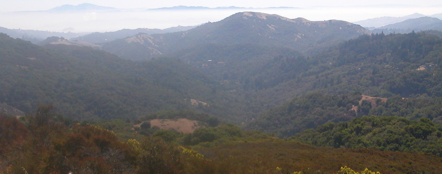 Fairfax Mountains