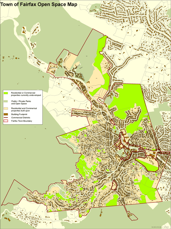 FOSC Map