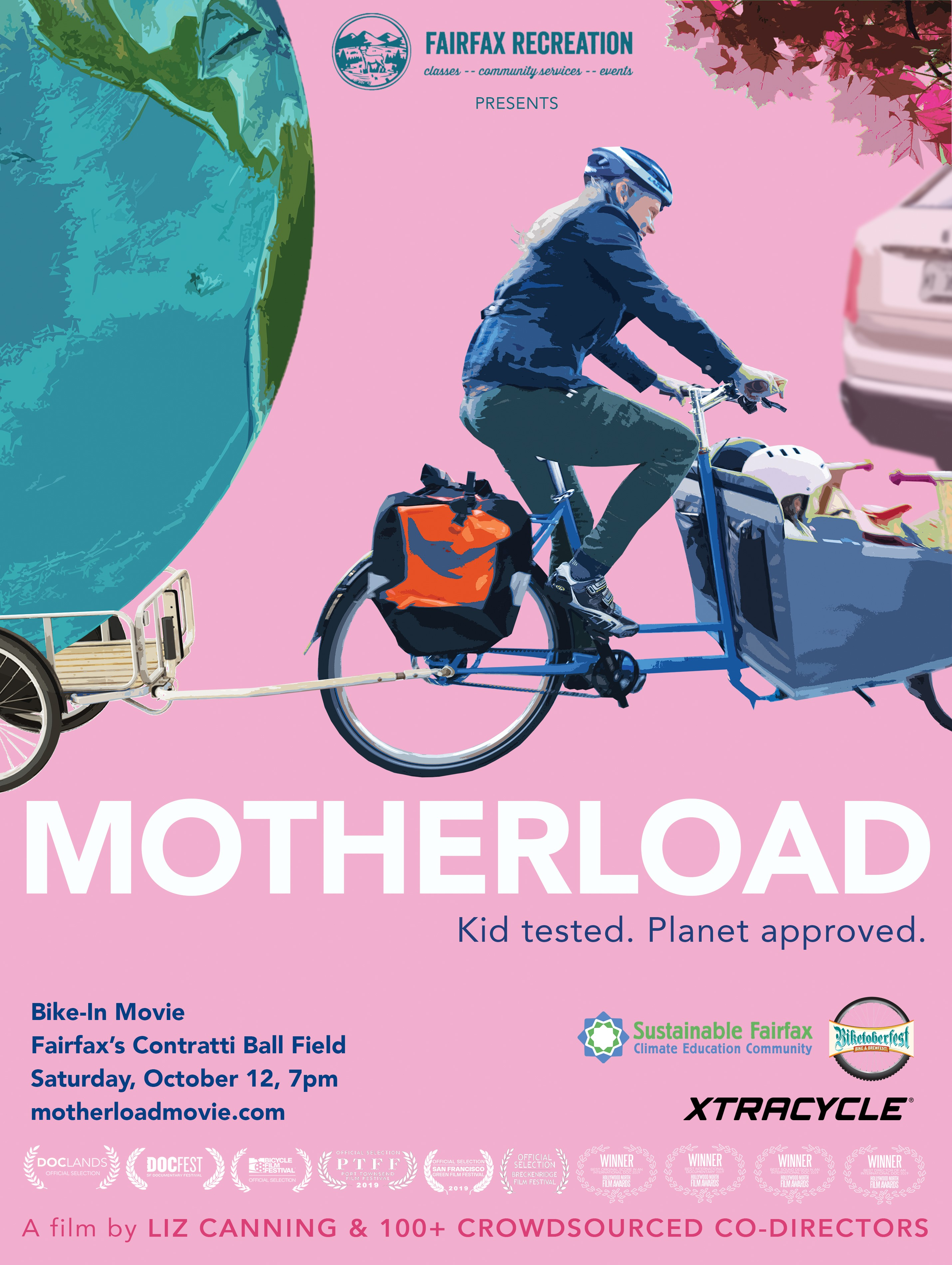 Revised Motherload poster