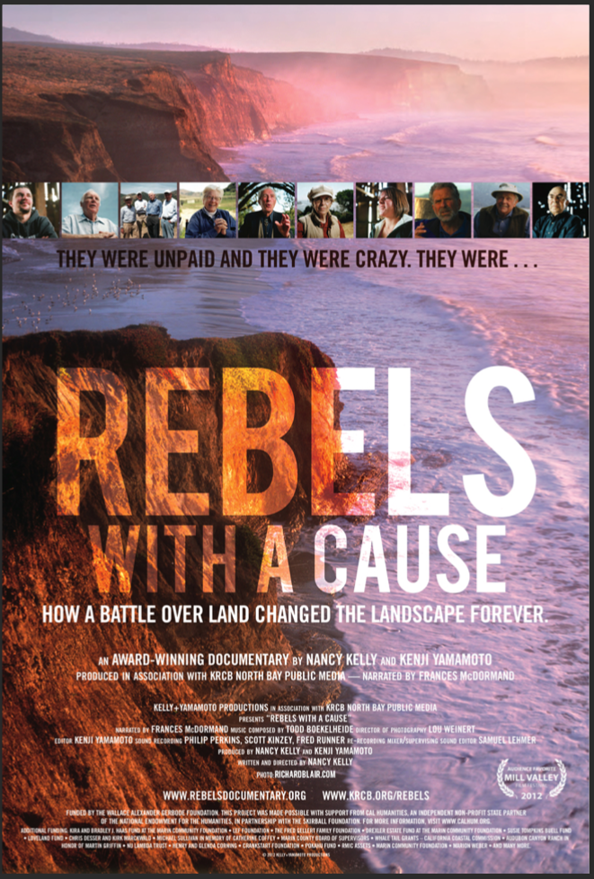 Rebels - movie poster