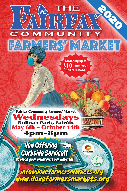 2020 Farmer's Market Poster