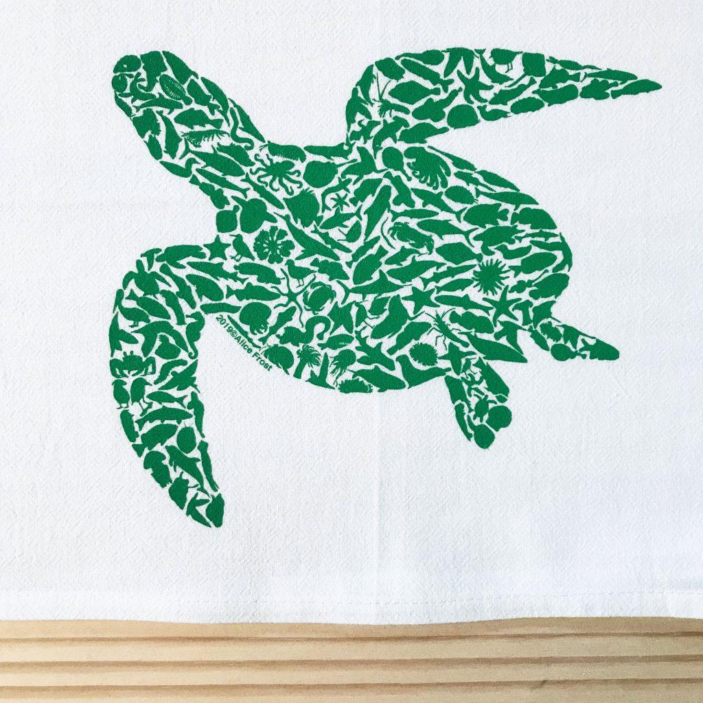 Alice Frost - Sea Turtle