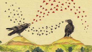 Amy Rose Moore - Crows and Hearts