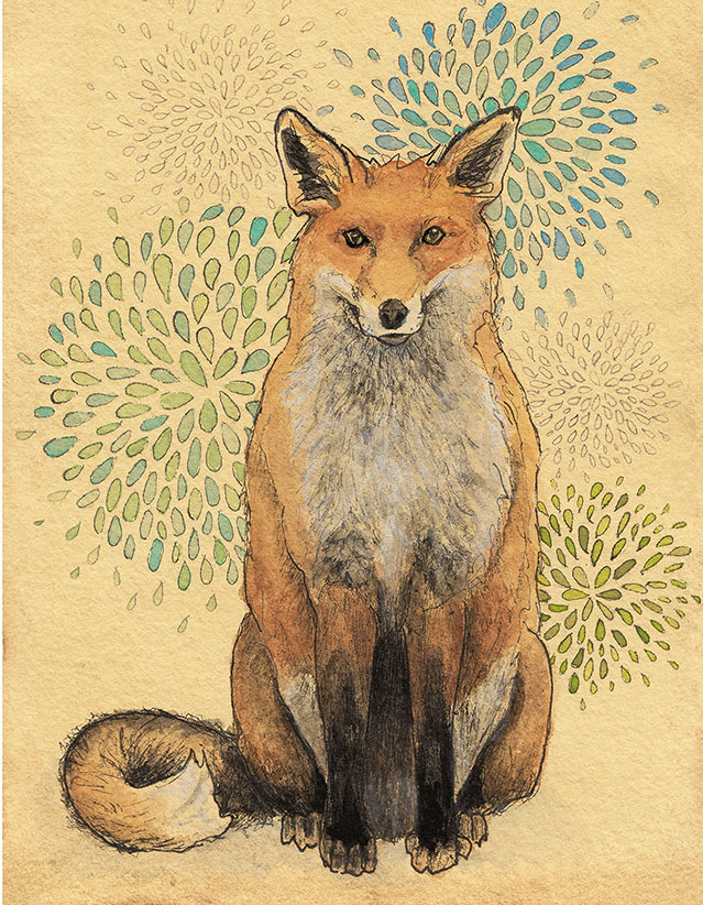 Amy Rose Moore - Fox