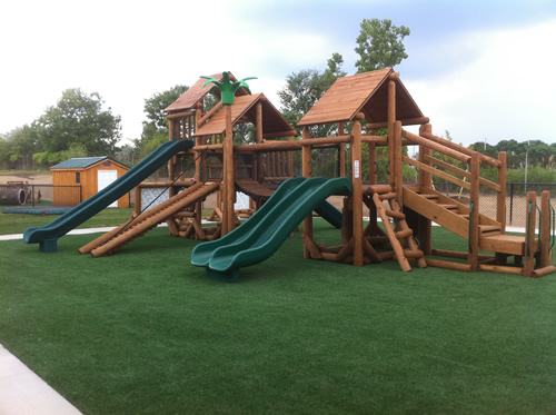 Bears Play Structure 2