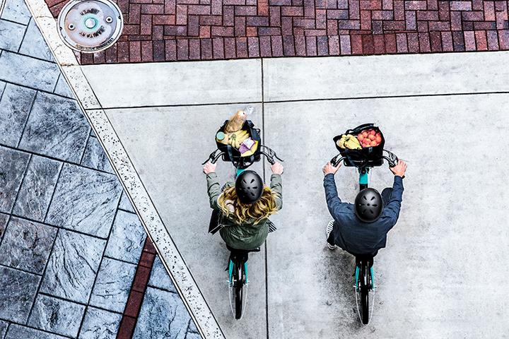 Bolt Bike Share
