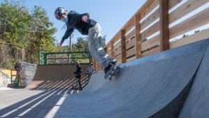 Fairfax Skate Park - open!