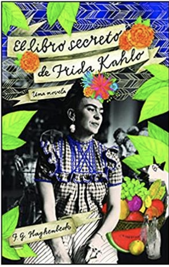 Frida Kahlo Book Club