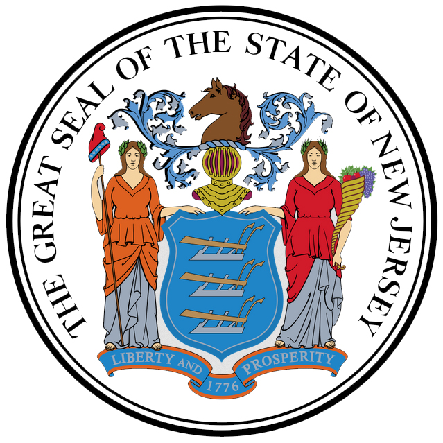 Seal of NJ