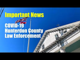 Hunterdon County Law Enforcement