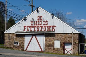 This is Pittstown