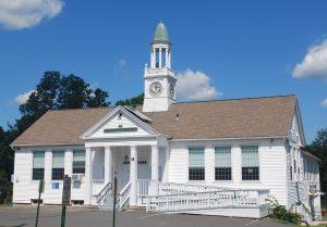 Town Office Goshen Mass