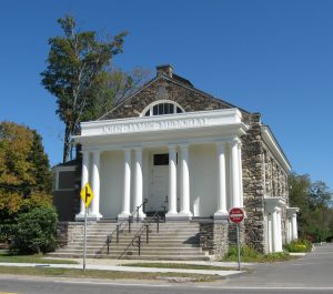 John James Memorial Town Hall Goshen Mass